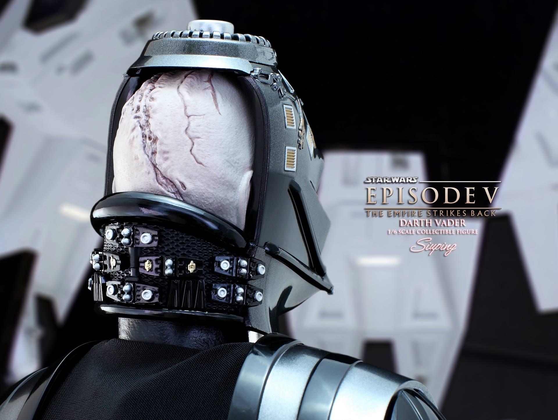 Hot Toys Darth Vader Episode V 4