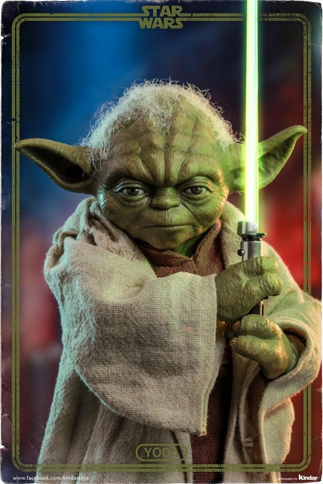 Hot Toys Yoda 3
