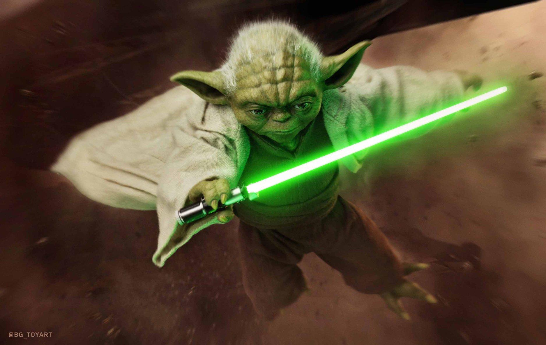 Hot Toys Yoda 4