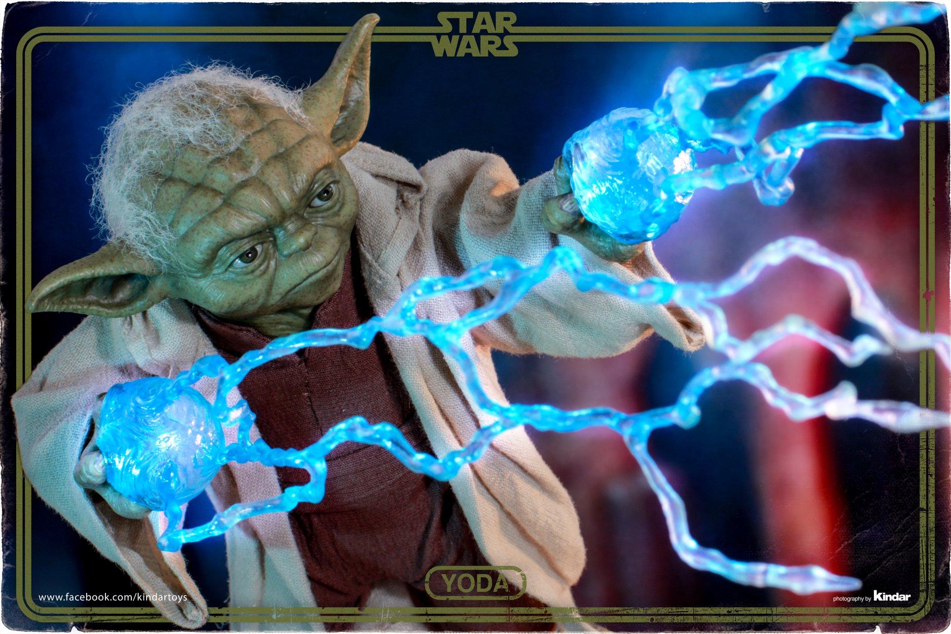 Hot Toys Yoda 5