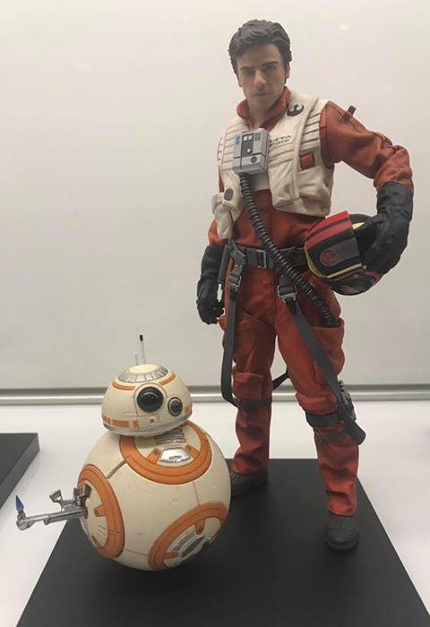 Poe & BB8 Koto