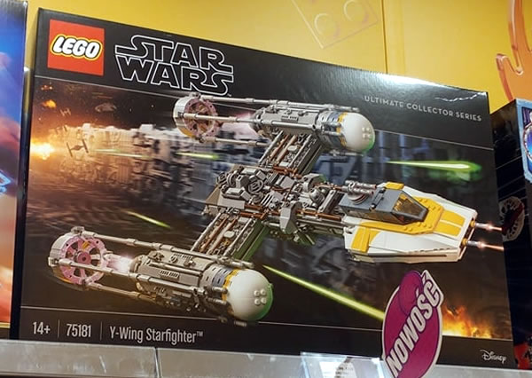 75181 - Y-Wing Starfighter