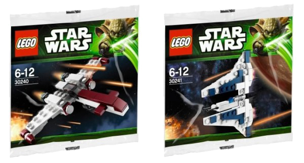 Sachets Lego 1