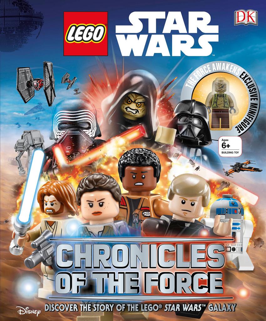 Des livres lego star wars accompagn s de petites briques - Image star wars lego ...