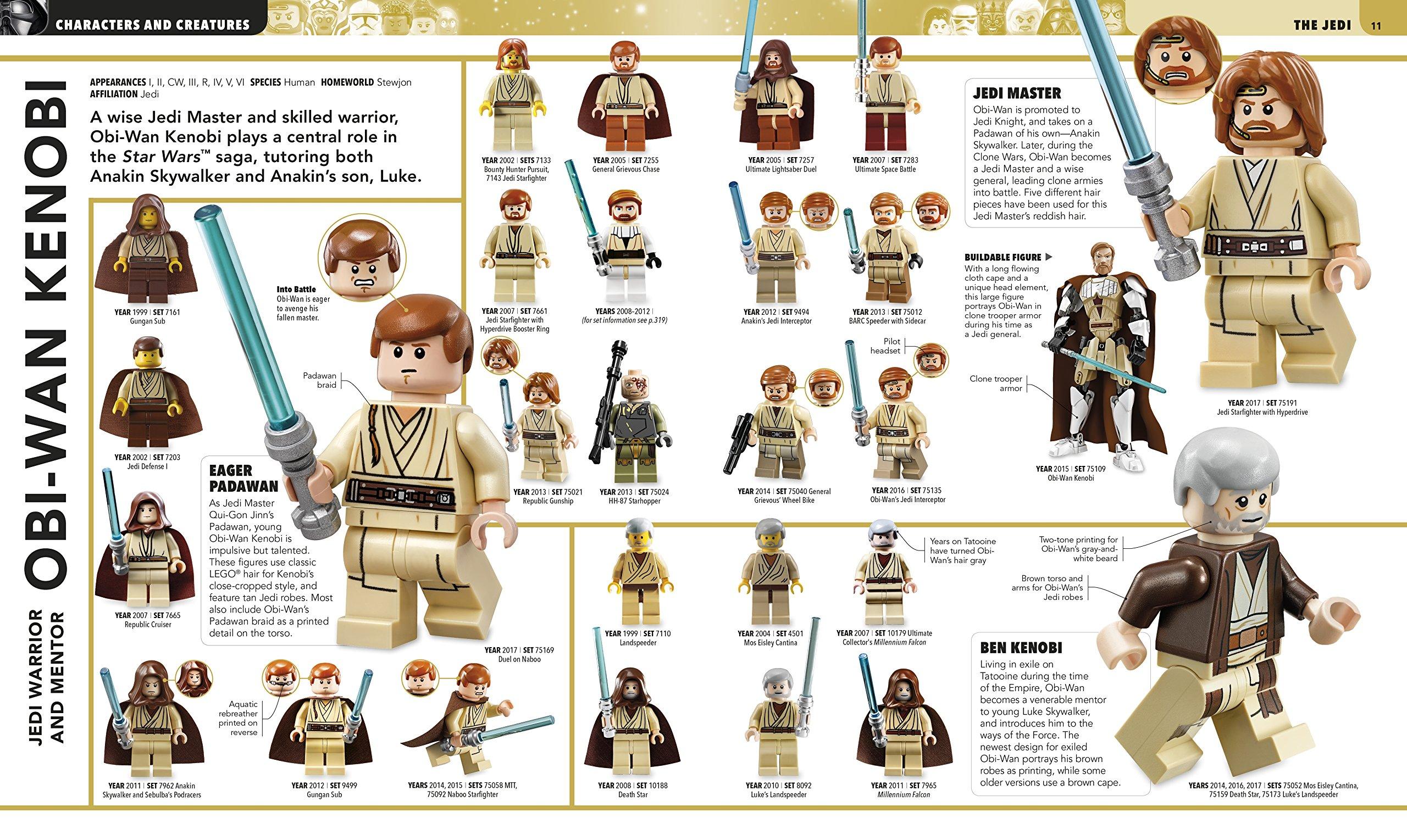Maj plus d 39 infos sur le nouveau guide lego star wars - Star wars personnages lego ...