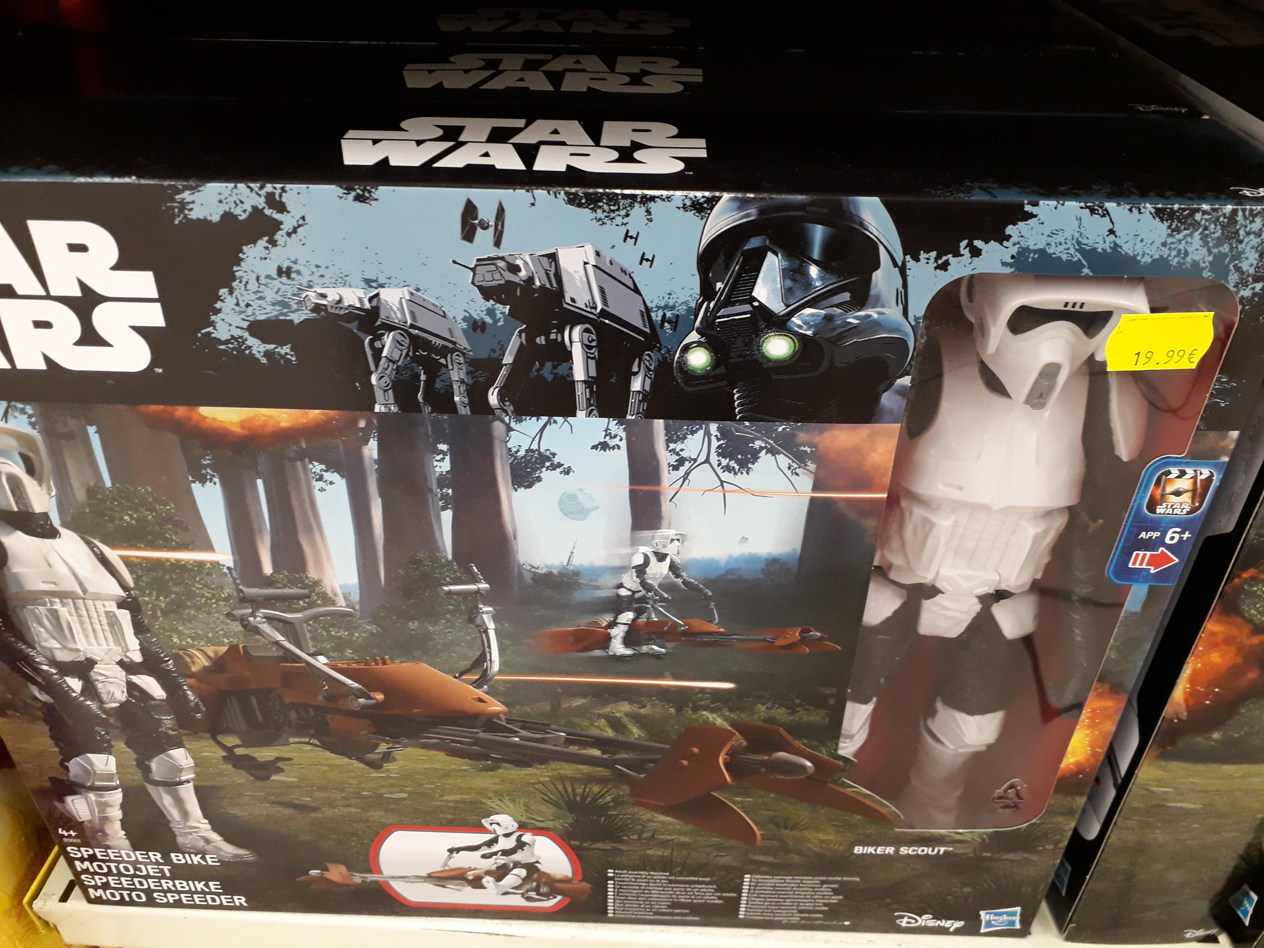 "HASBRO Star Wars Héros Chasseur X-Wing véhicule R2D2 Très Grand 30/"" Jouet Display"
