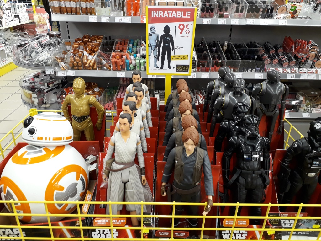 figurine star wars magasin action