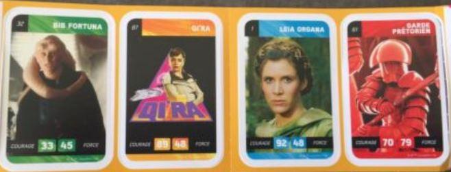 Carte Star Wars Leclerc.Quoi De Neuf En Magasin Les Cartes Leclerc Sont Arrivees