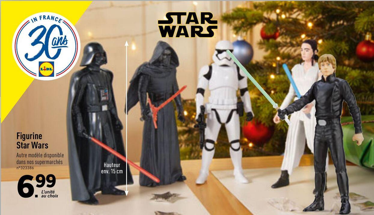 figurine hasbro star wars lidl