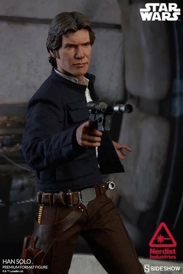Han Solo Premium Format 1