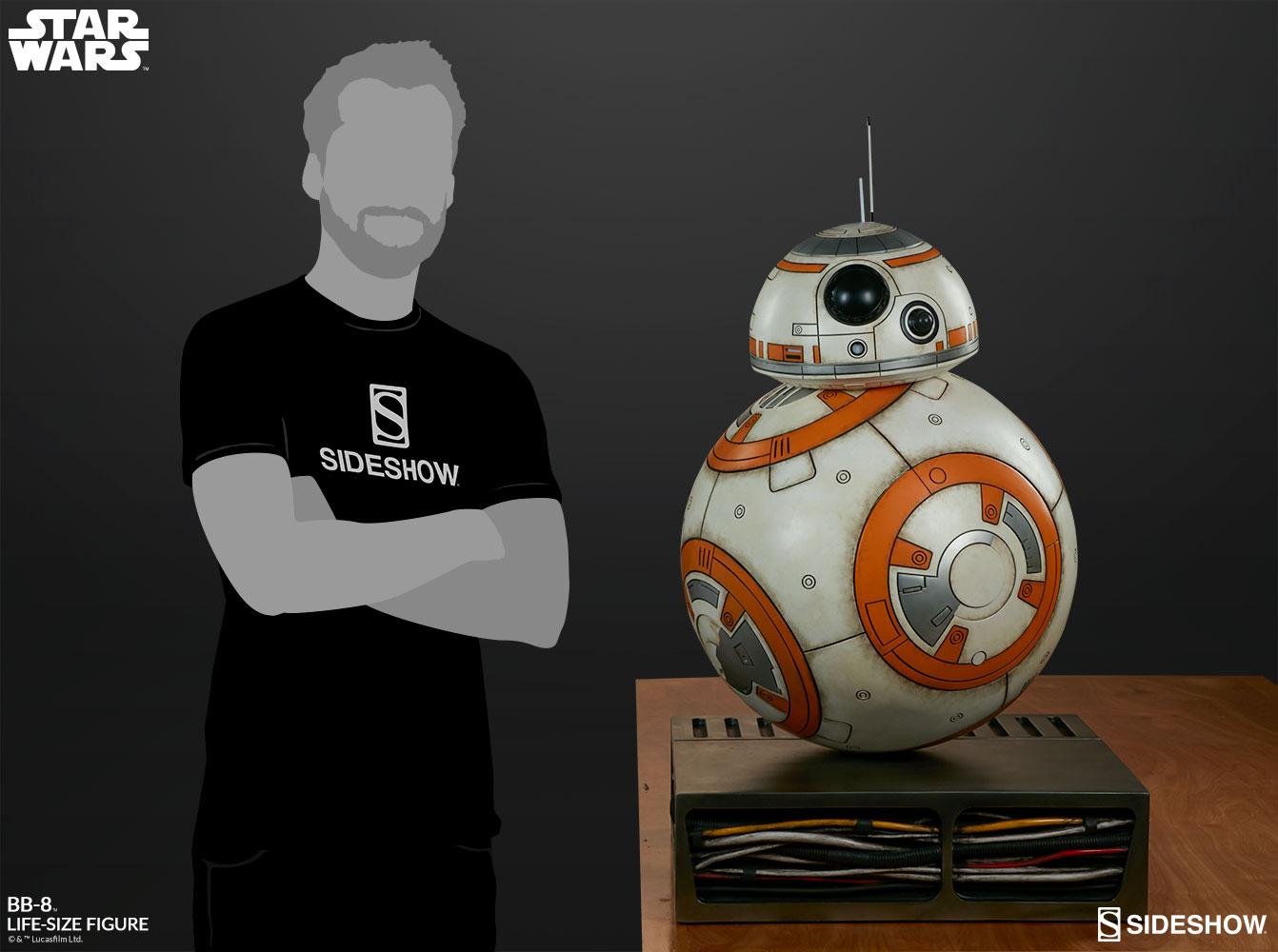 Sidesho BB-8 Lifesize 4