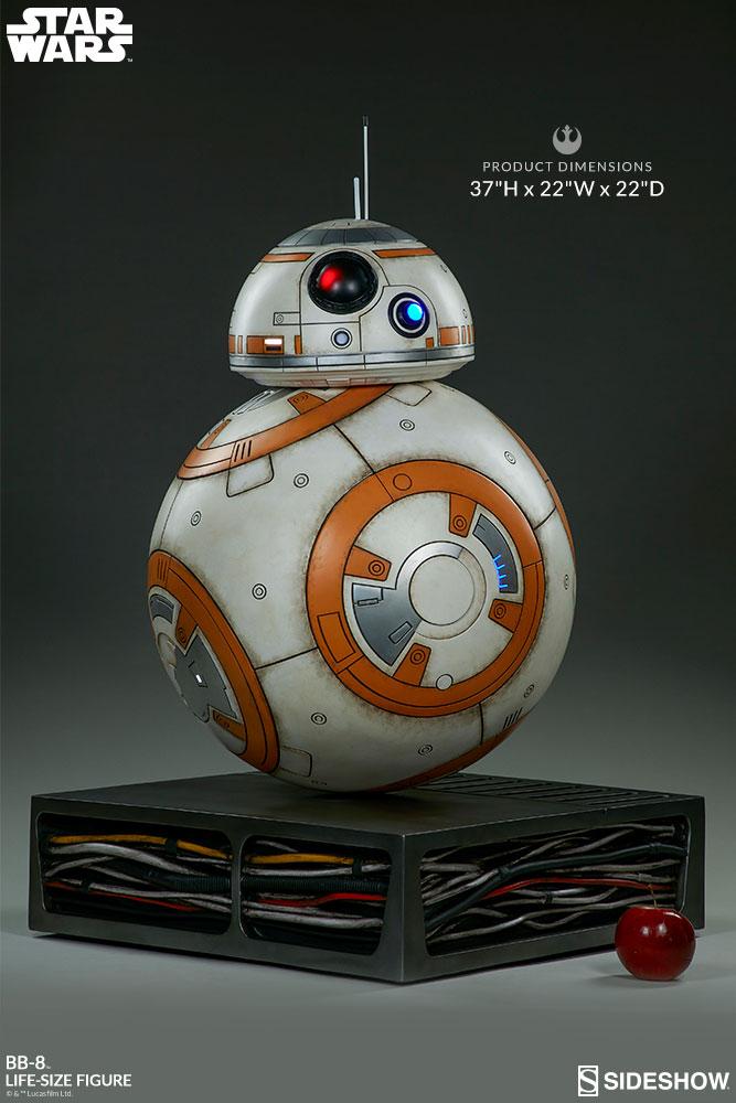 Sidesho BB-8 Lifesize 1