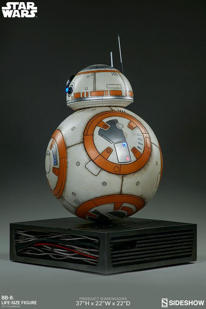 Sidesho BB-8 Lifesize 2