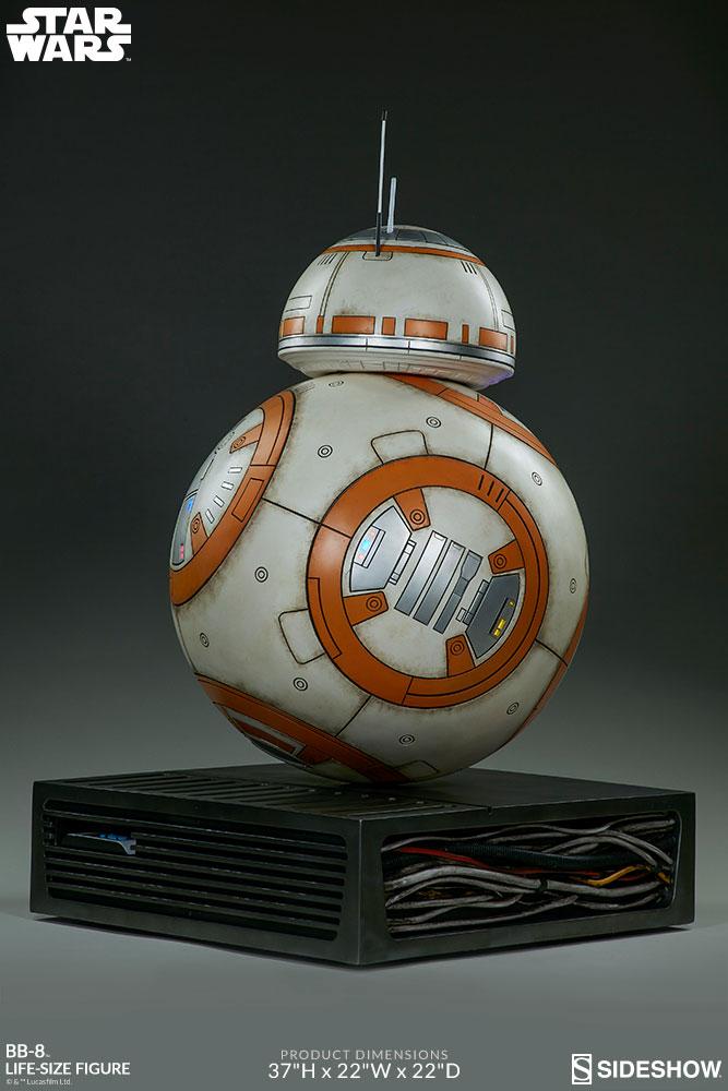 Sidesho BB-8 Lifesize 3