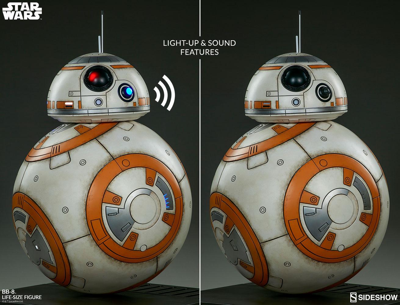 Sidesho BB-8 Lifesize 5