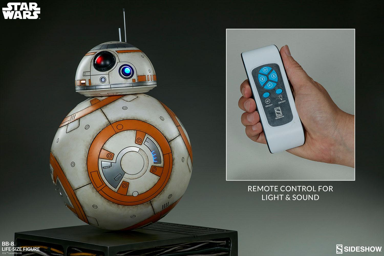 Sidesho BB-8 Lifesize 6