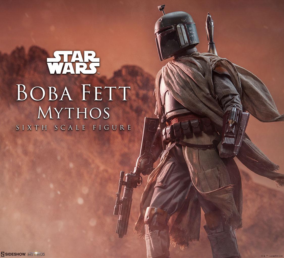 Sideshow Boba Fett Mythos Preview