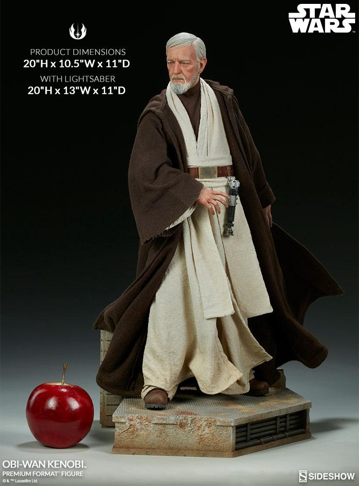 Sideshow Premium Format Ob-Wan Kenobi 2