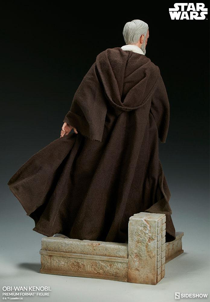 Sideshow Premium Format Ob-Wan Kenobi 3