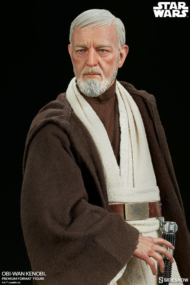 Sideshow Premium Format Ob-Wan Kenobi 4