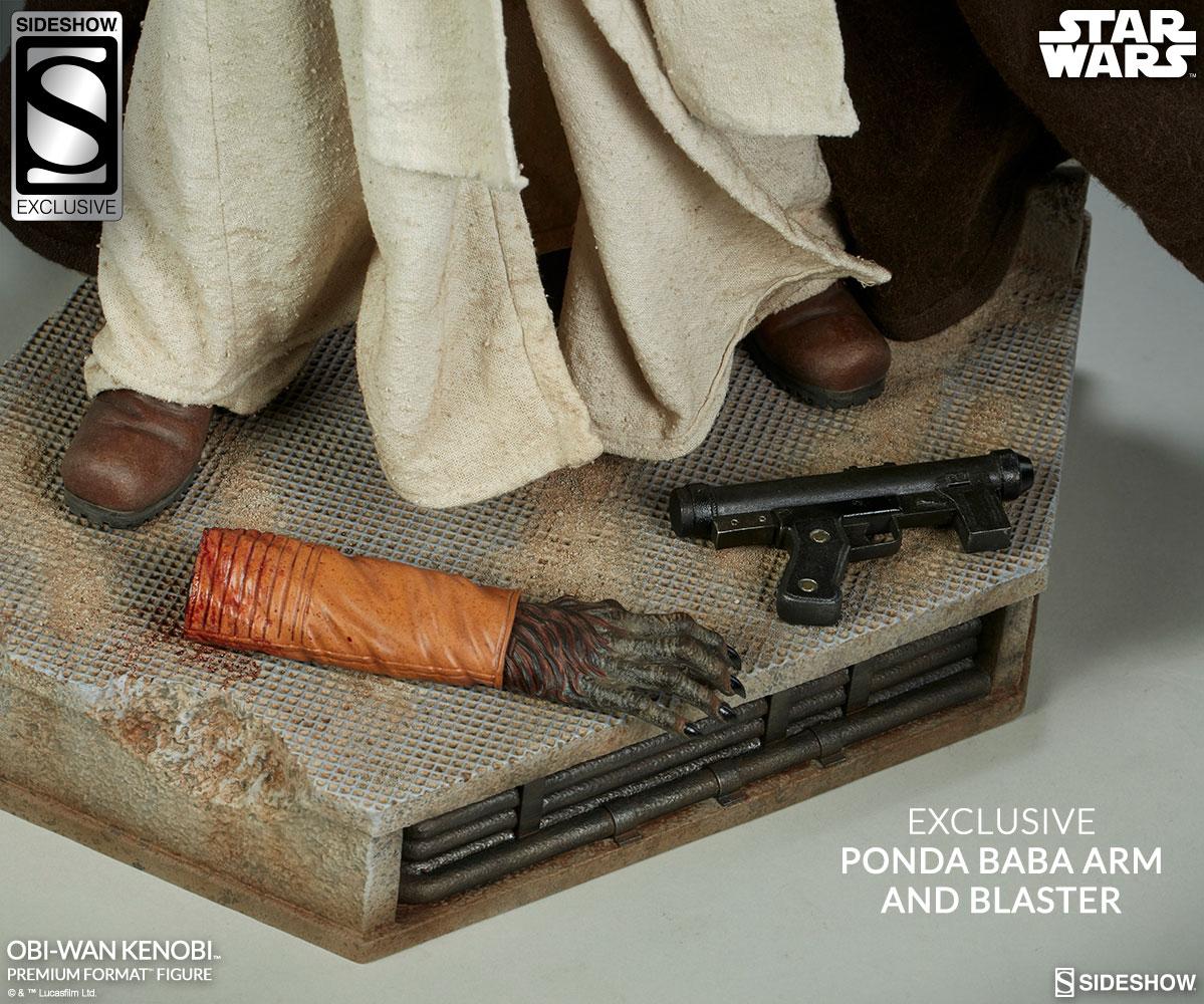 Sideshow Premium Format Ob-Wan Kenobi 6