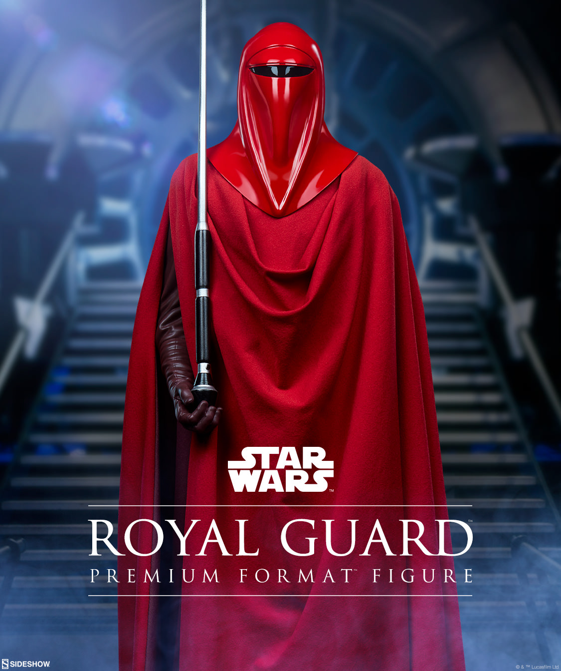 Sideshow PF Royal Guard Preview
