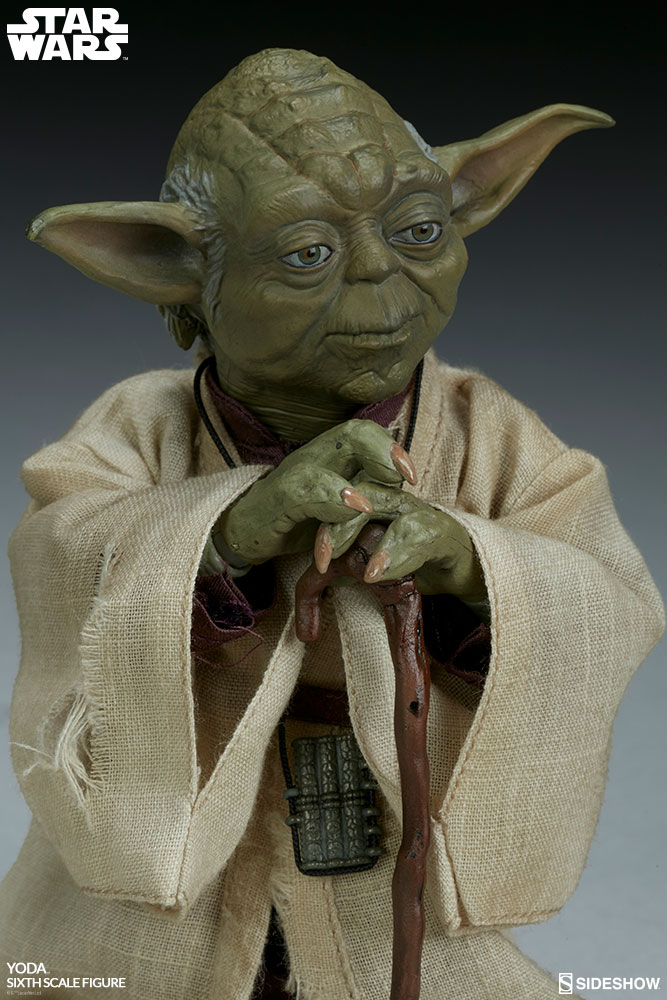 Sideshow Sixthscale Yoda 5