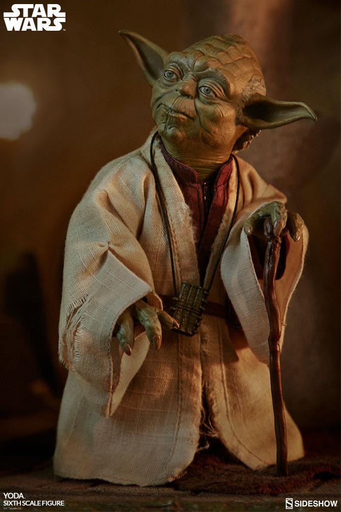 Sideshow Sixthscale Yoda 6