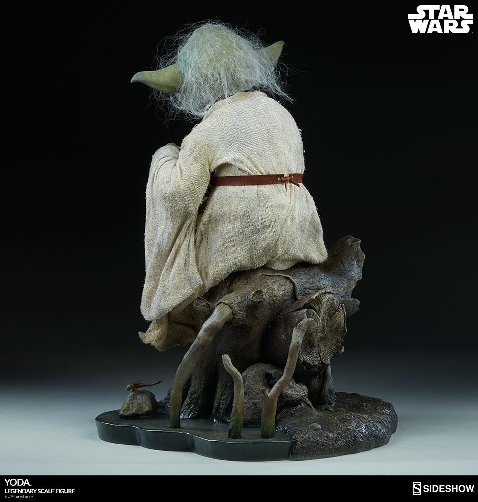 Sideshow Yoda Legendary Scale 4