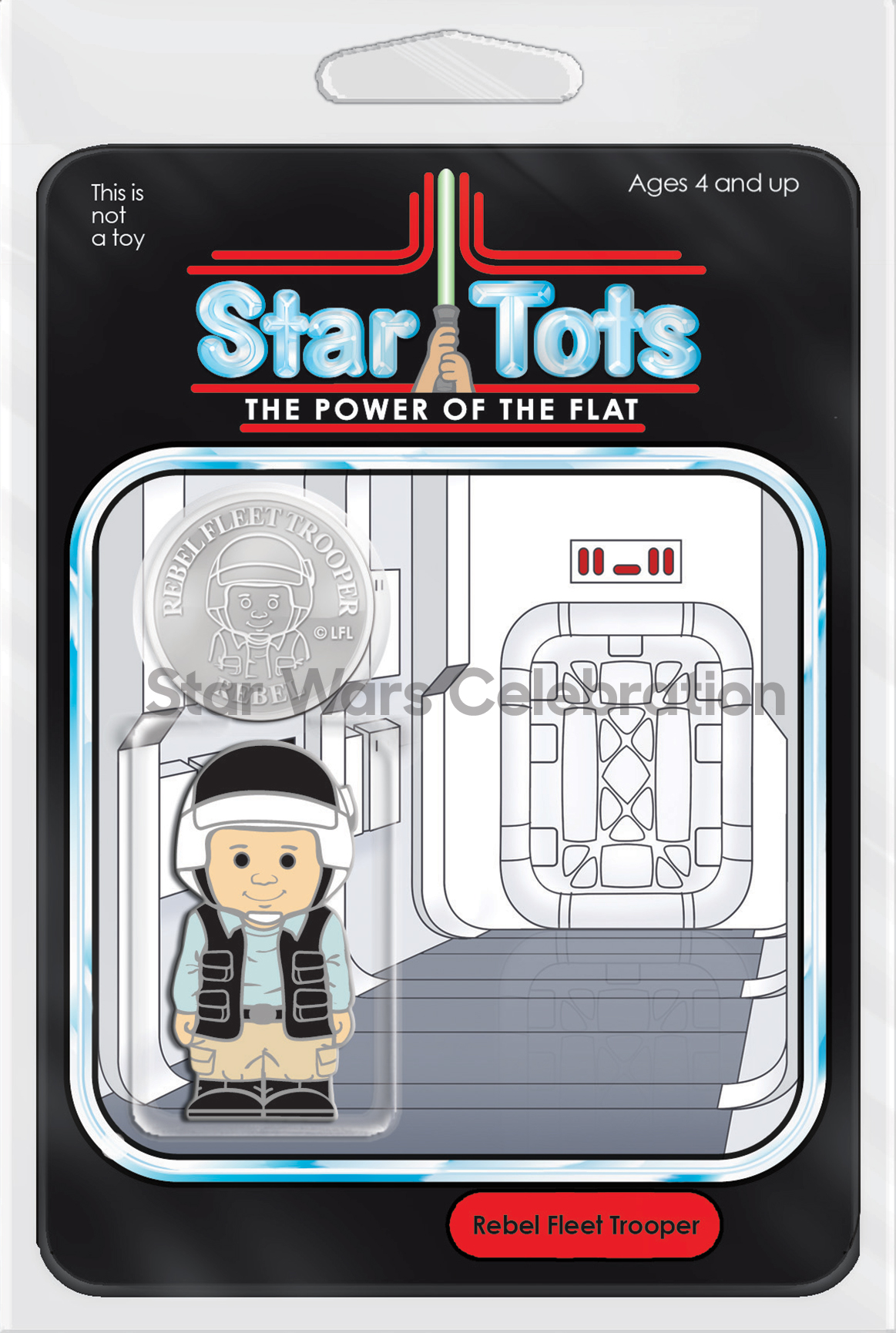 Celebration Star Wars 2019 Star Tots