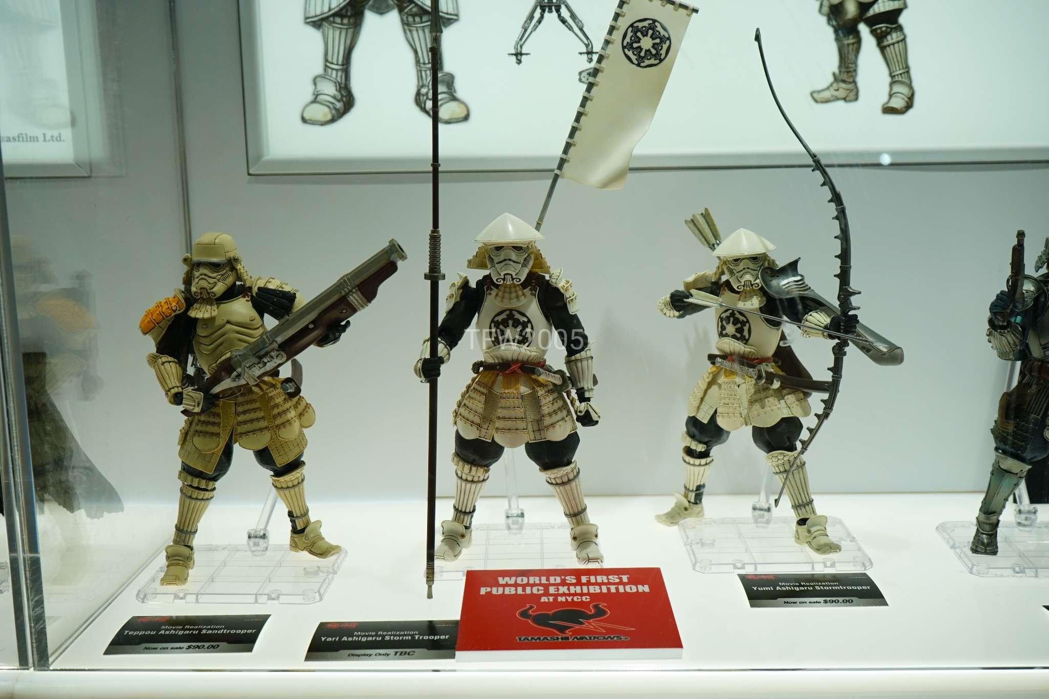 Stormtrooper avec lance