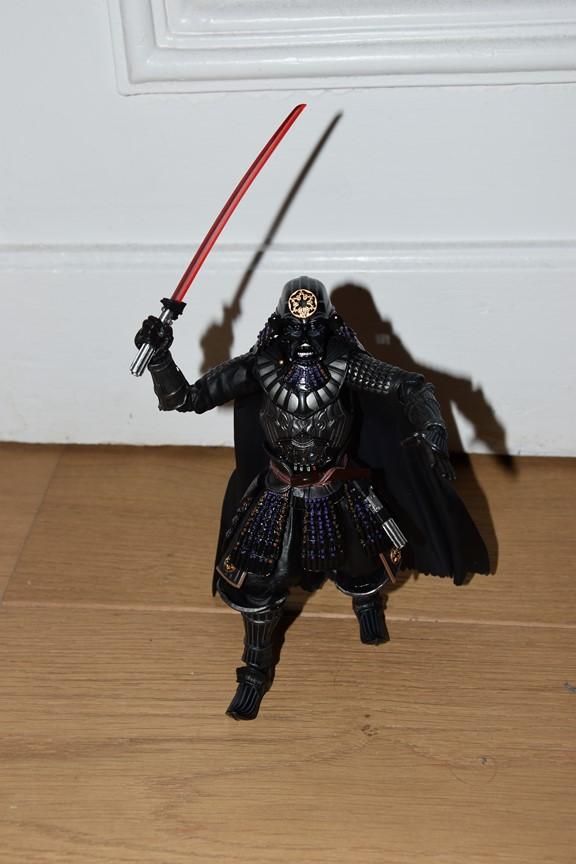 Tamashii Nations Darth Vader