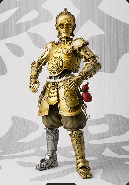 Tamashii Nations C-3PO 1