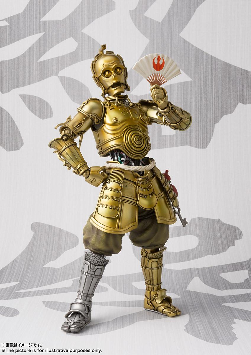 Tamashii Nations C-3PO 2