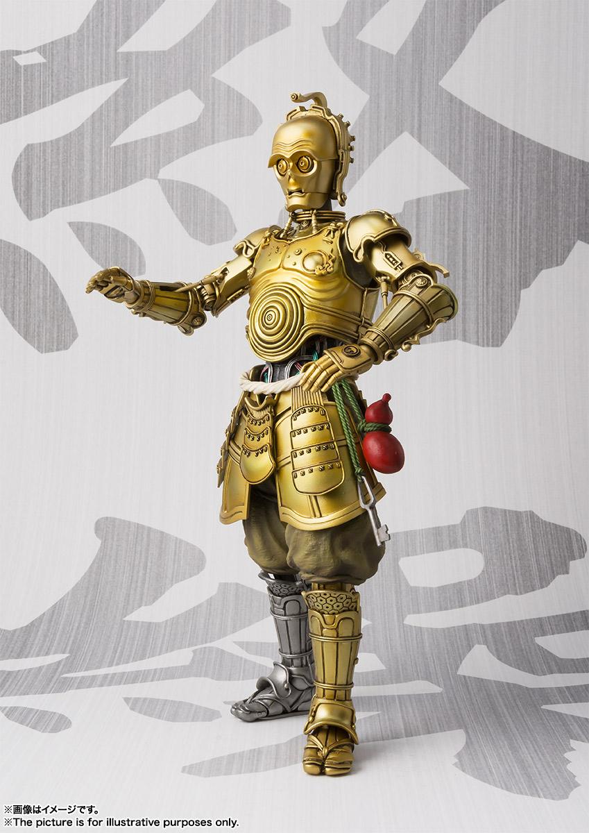 Tamashii Nations C-3PO 3