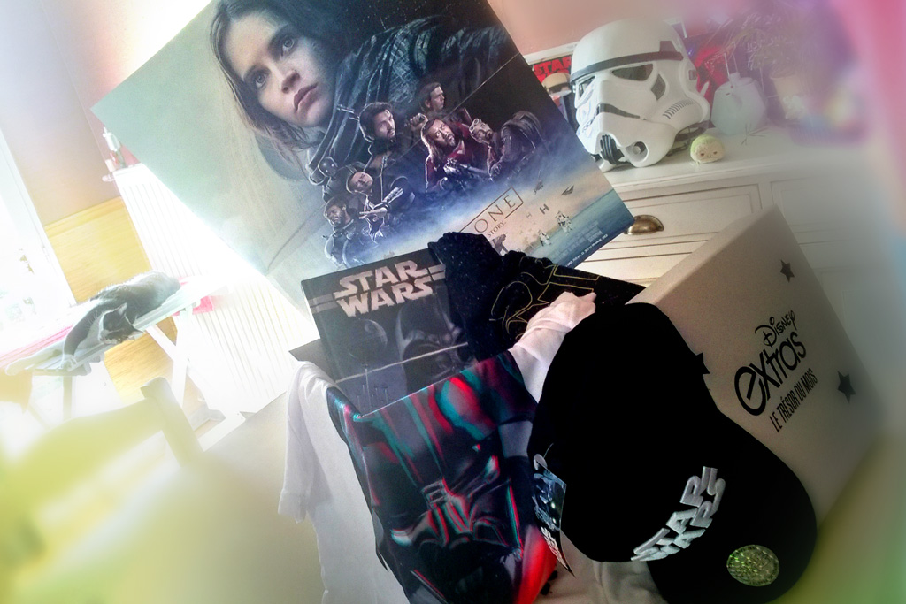 Trésor du mois Star Wars