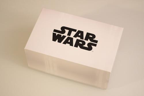 Wootbox 100% Star Wars boite
