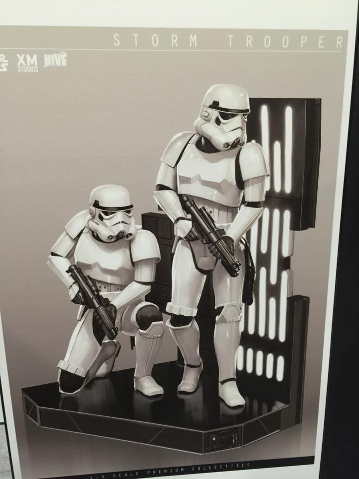 XM Concept Stormtroopers