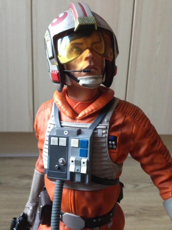 XM Studios Luke Skywalker 3