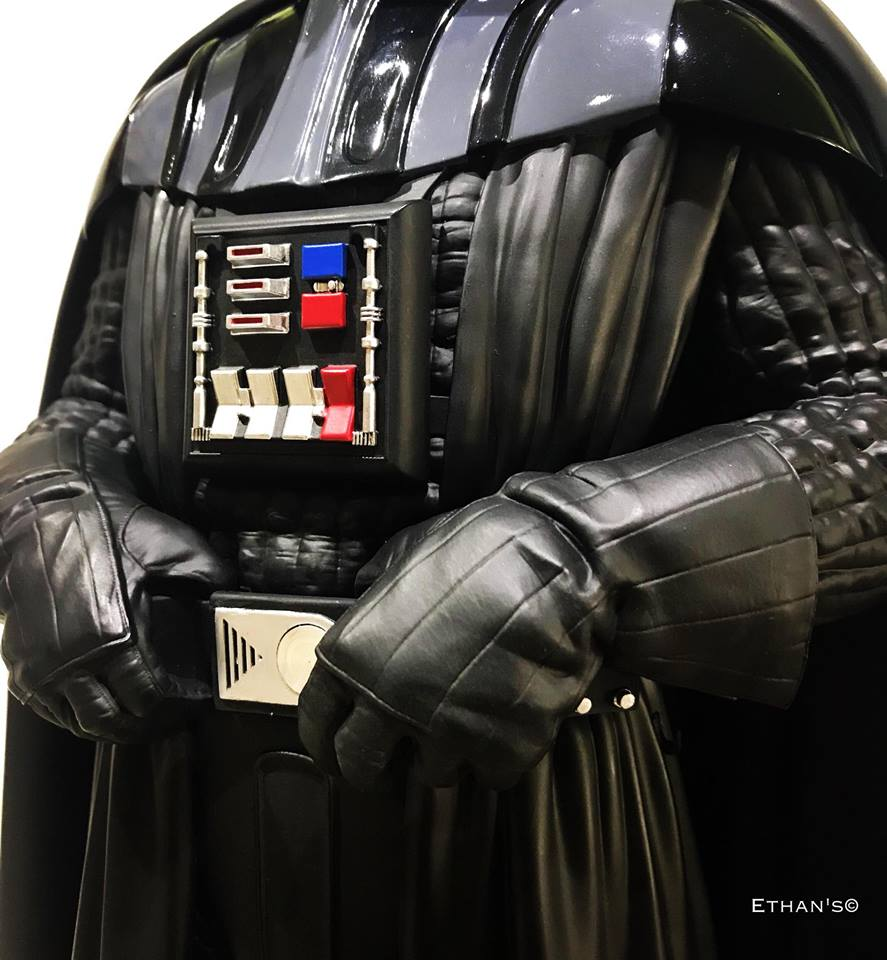 XM Studios Darth Vader/Anakin 3