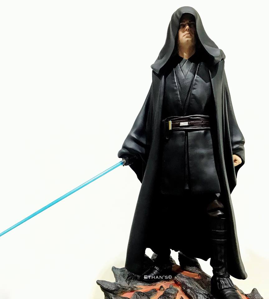 XM Studios Darth Vader/Anakin 5