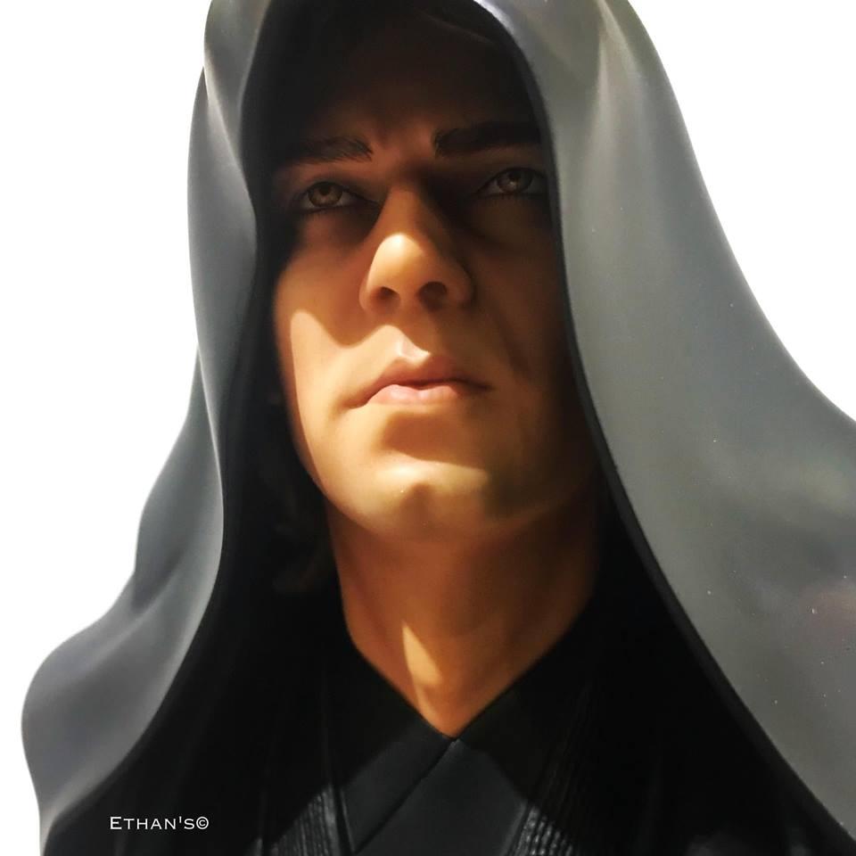 XM Studios Darth Vader/Anakin 7