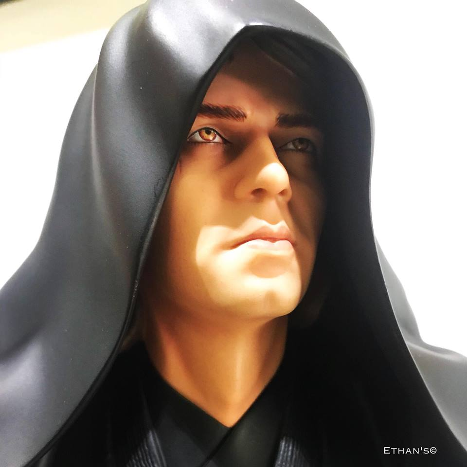 XM Studios Darth Vader/Anakin 8