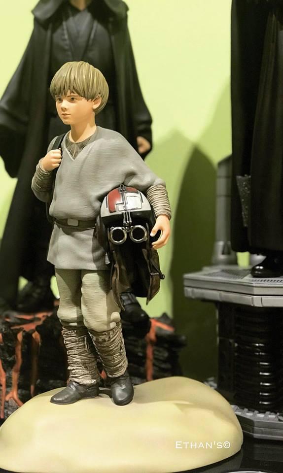 XM Studios Darth Vader/Anakin 12