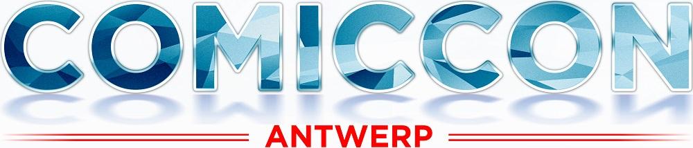 Logo Comic Con Anvers