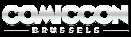 Logo Comic Con Bruxelles