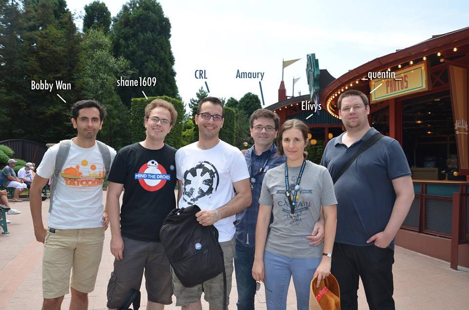 Photo de groupe 1