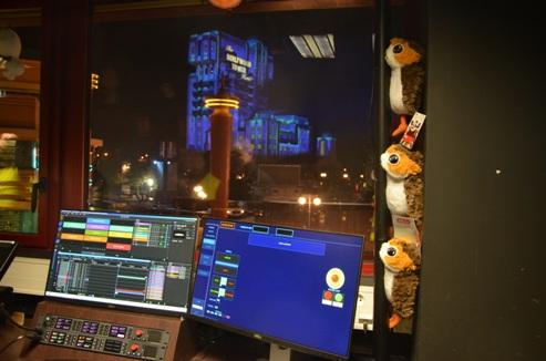 Parc Studio - régie