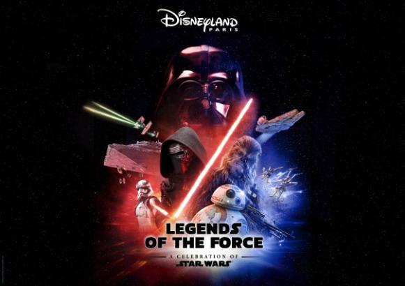 Disneyland Paris Legends of the Force