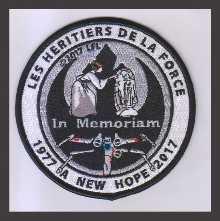patch hommage